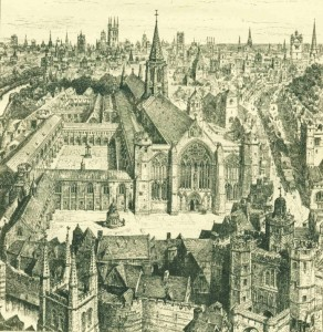 London Greyfriars Newgate