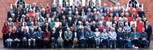 GF Staff, Governors, Volunteers 1996