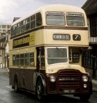 Leyland on North Hill