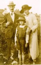 CCHS winter uniform 1924